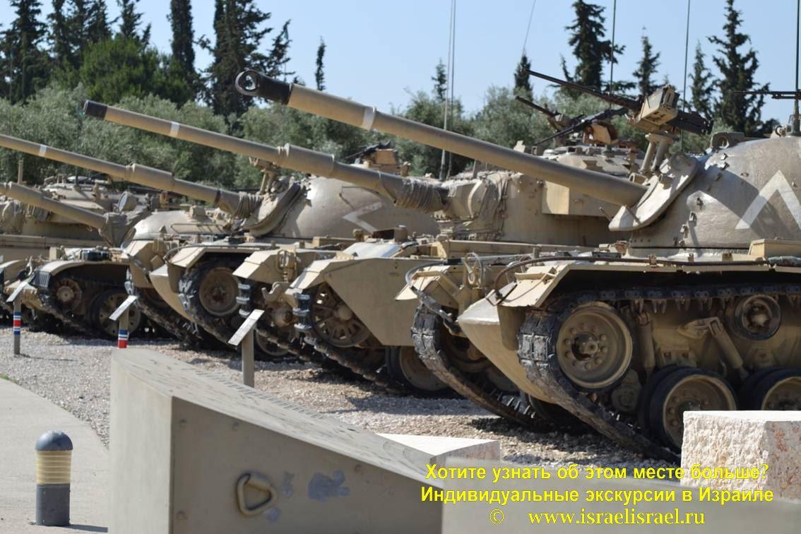 Экскурсия в танковый музей