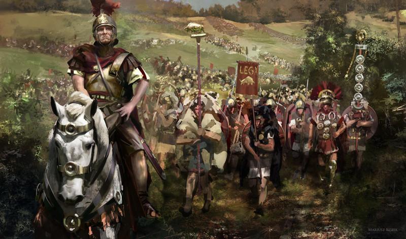 Римляне в Иерусалиме