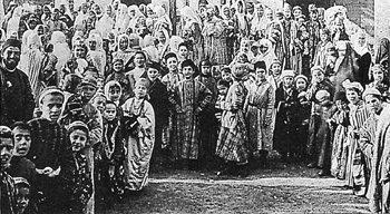 бухарские евреи по Израилю