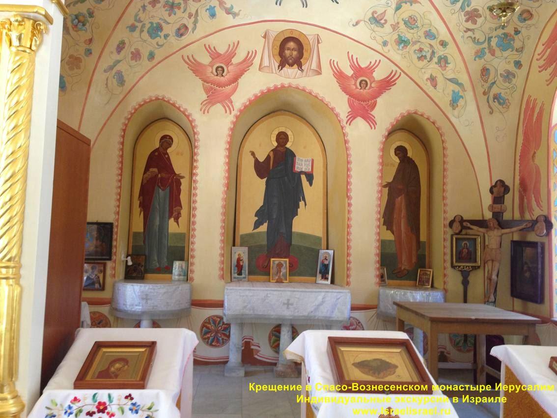 Спасо-Вознесенский монастырь на карте