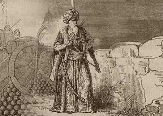 Паша Аль Джазар в Акко