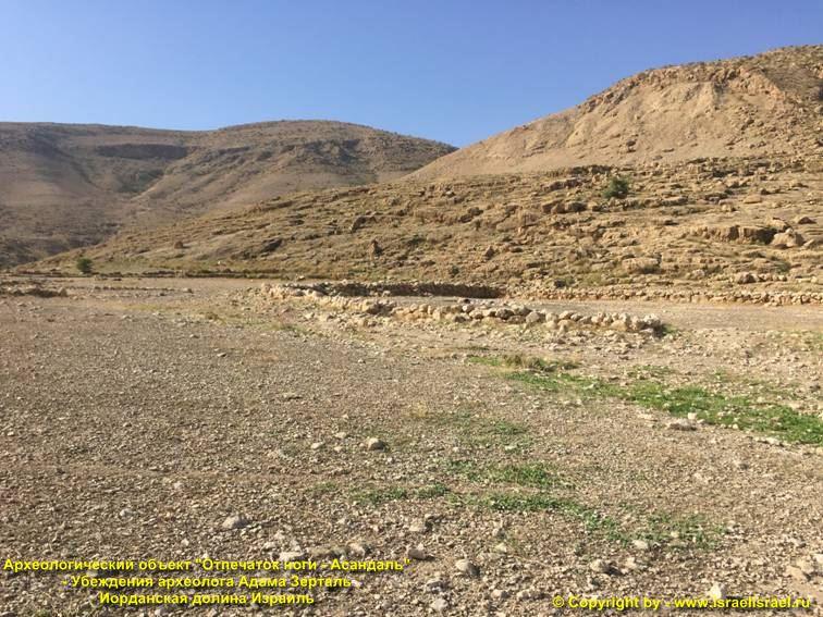 Иорданская долина Асандаль
