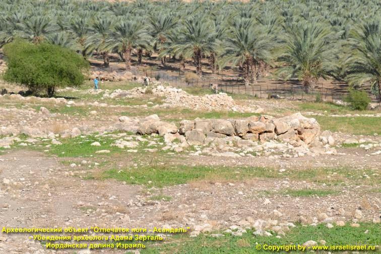 колхоз Аргаман кибуц иорданская долина