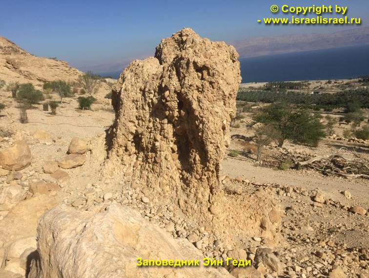 Chalcolithic Temple of Ein Gedi