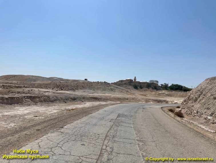 Наби Муса в Негеве