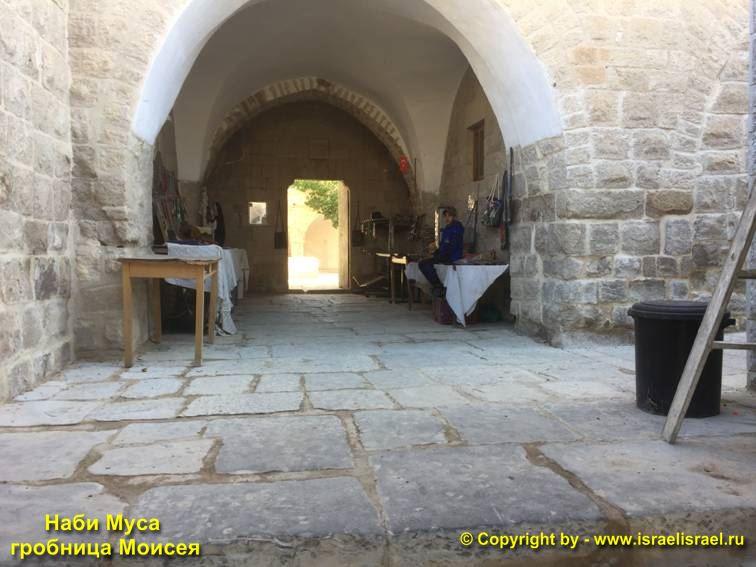 Наби Муса гробница пророка Моисея