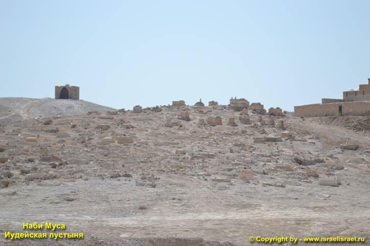 Экскурсия в Наби Муса