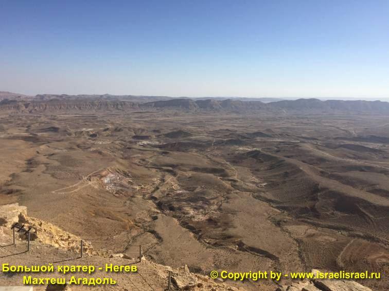 Цветные пески в Израиле