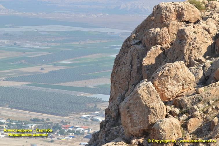 Сартаба хасмонейская крепость
