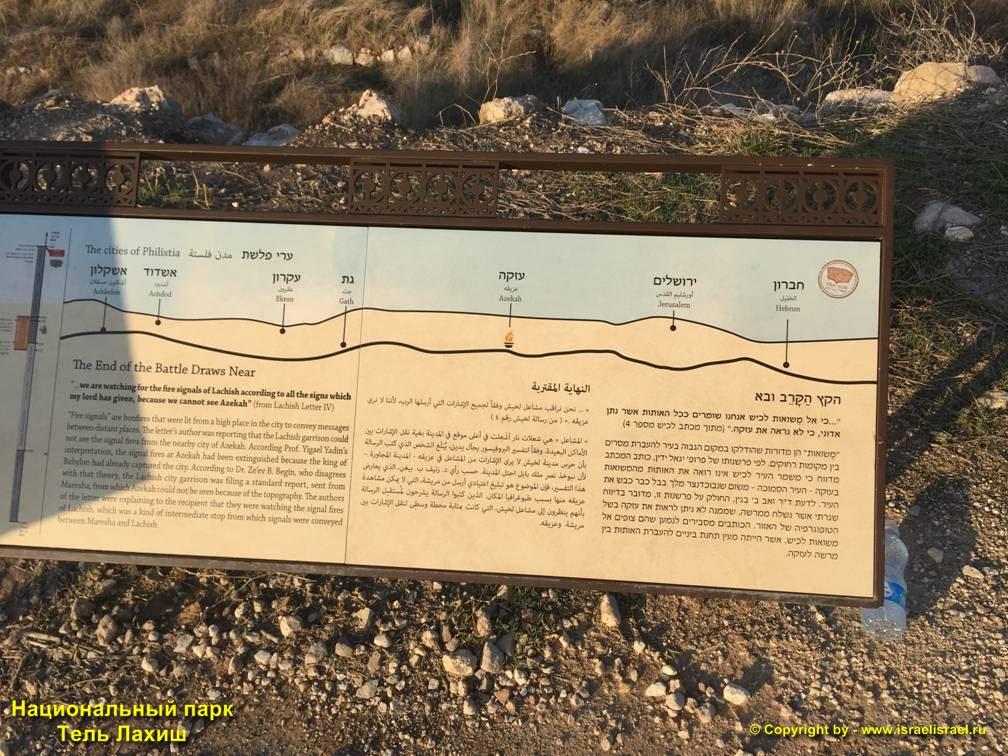Национальный парк Тель Лахиш