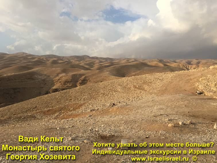 Excursion to Wadi Celt