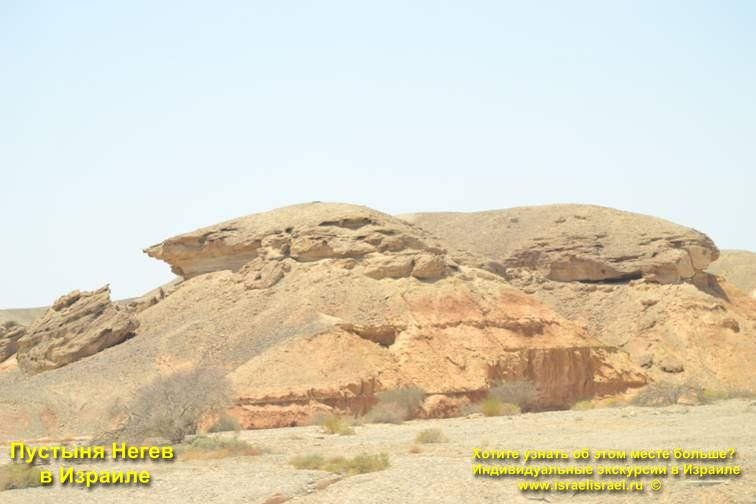 пустыня арава на карте израиля