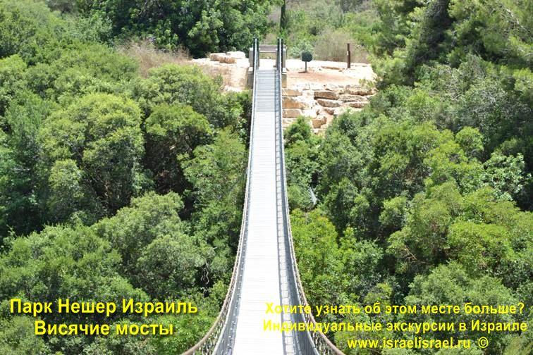 Мосты в Израиле хайфа