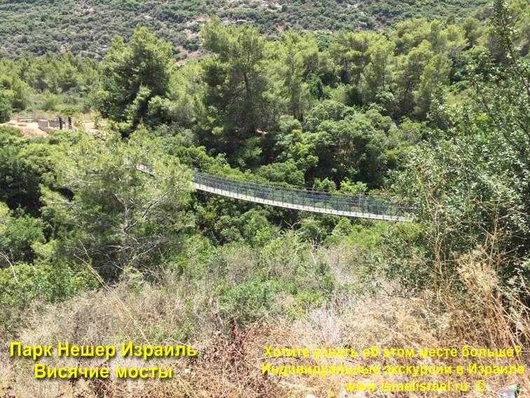 одвешенные мосты Нешер
