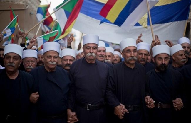 Друзы Израиля чтят пророка