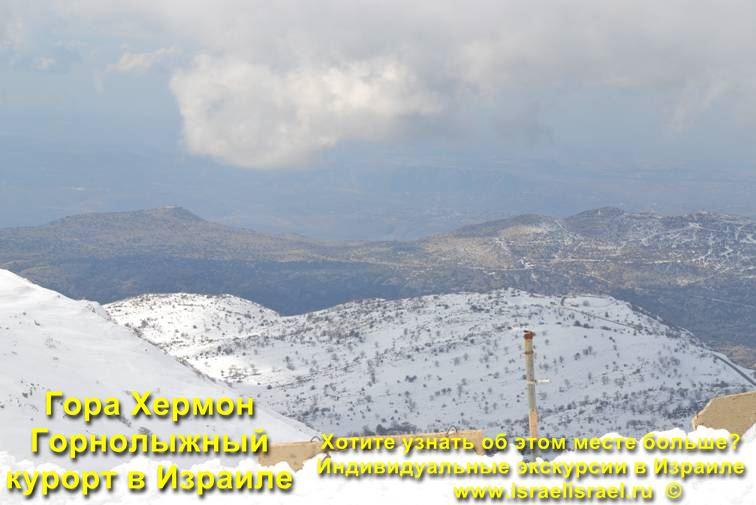 Snowboard in Israel
