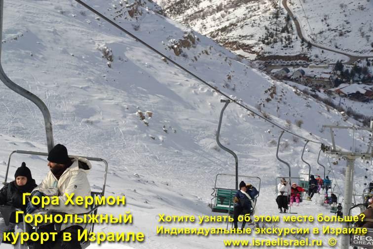 сноуборд в израиле