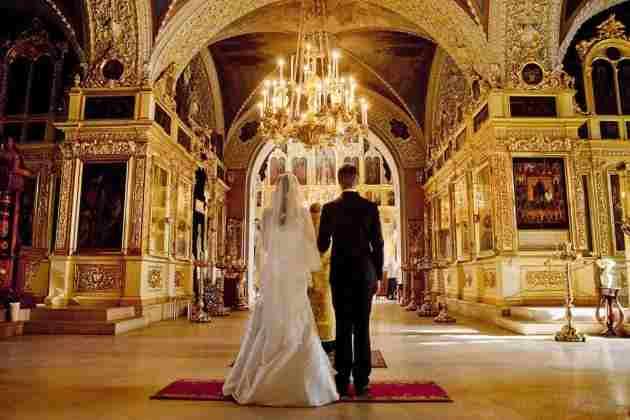 Венчание в Иерусалиме
