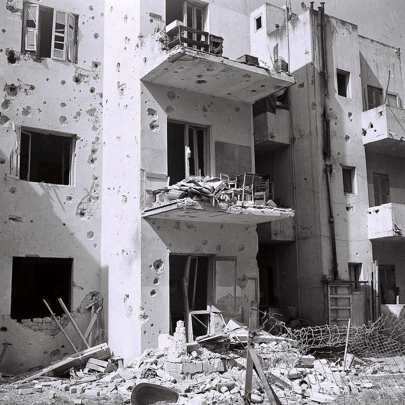 война Израиля с Египтом 1973
