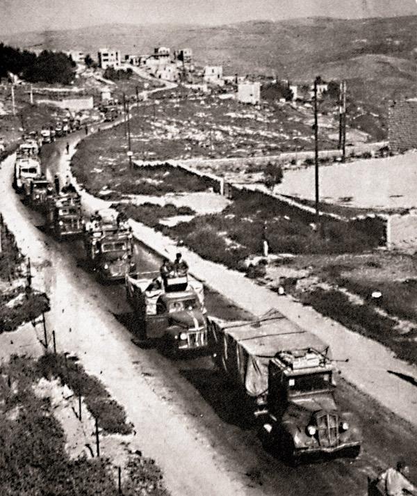 война 1948 израиль,