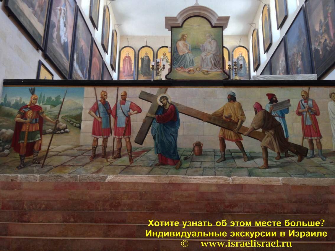 часы работы храм Александра Невского в Иерусалиме
