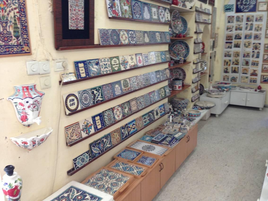 Кто делает керамику в Израиле