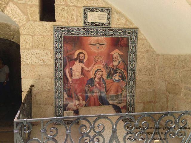 Церковь св.Иакова(Мар Якуб) в Иерусалиме