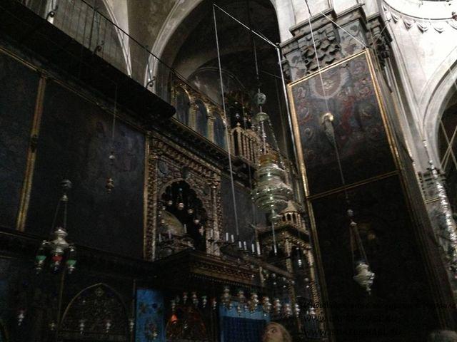 армянская церковь в иерусалиме крещение