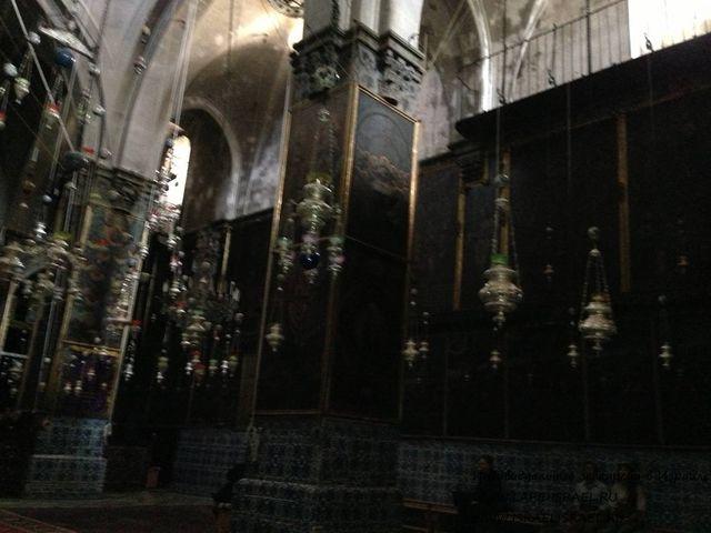 армянский патриархат иерусалима