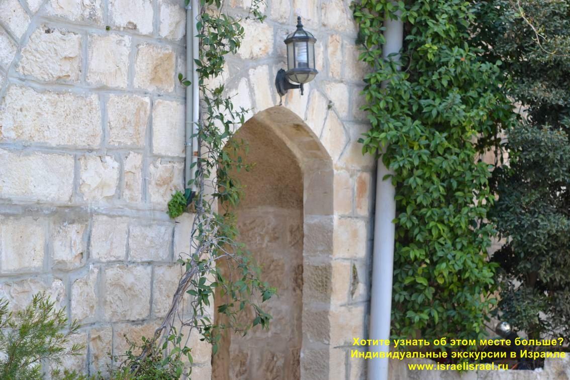 Монастырь св архангелов в Иерусалиме