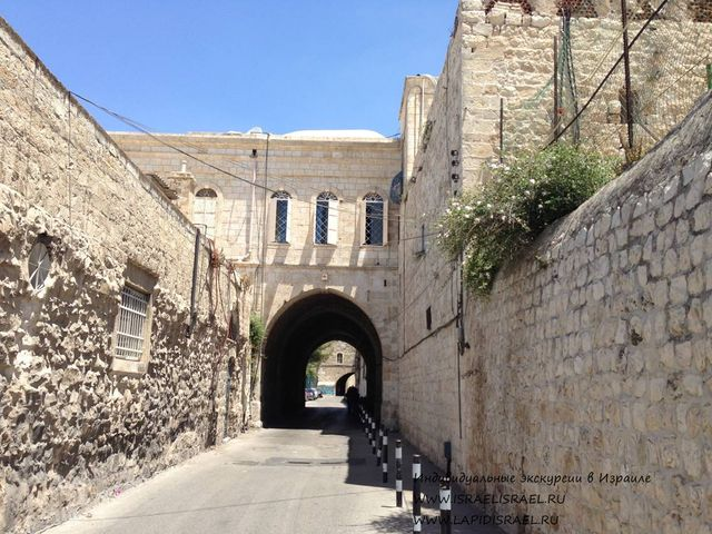 драка в иерусалиме армяне