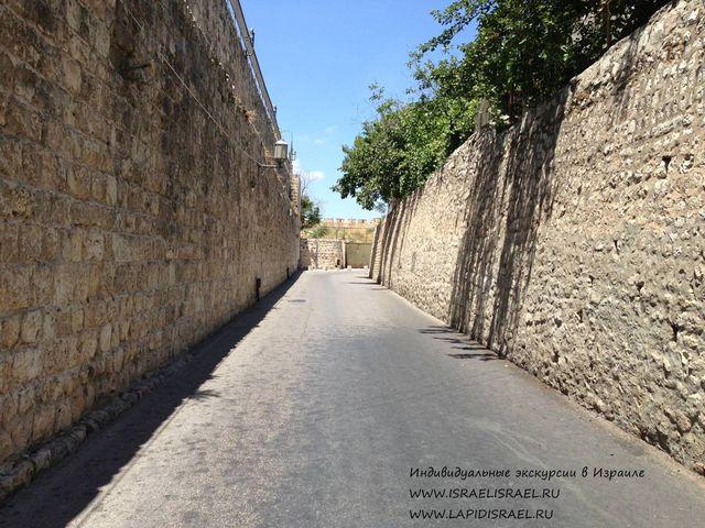 когда появились Армяне в Иерусалиме