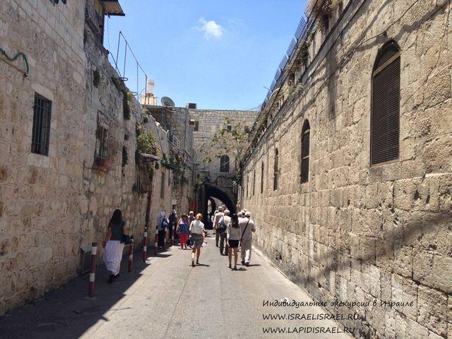 армянские церкви Иерусалима