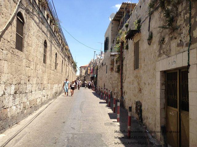 где находится армянский квартал в Иерусалиме