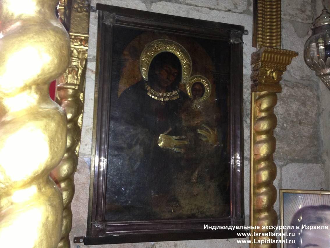 Иерусалим храм матери марьям