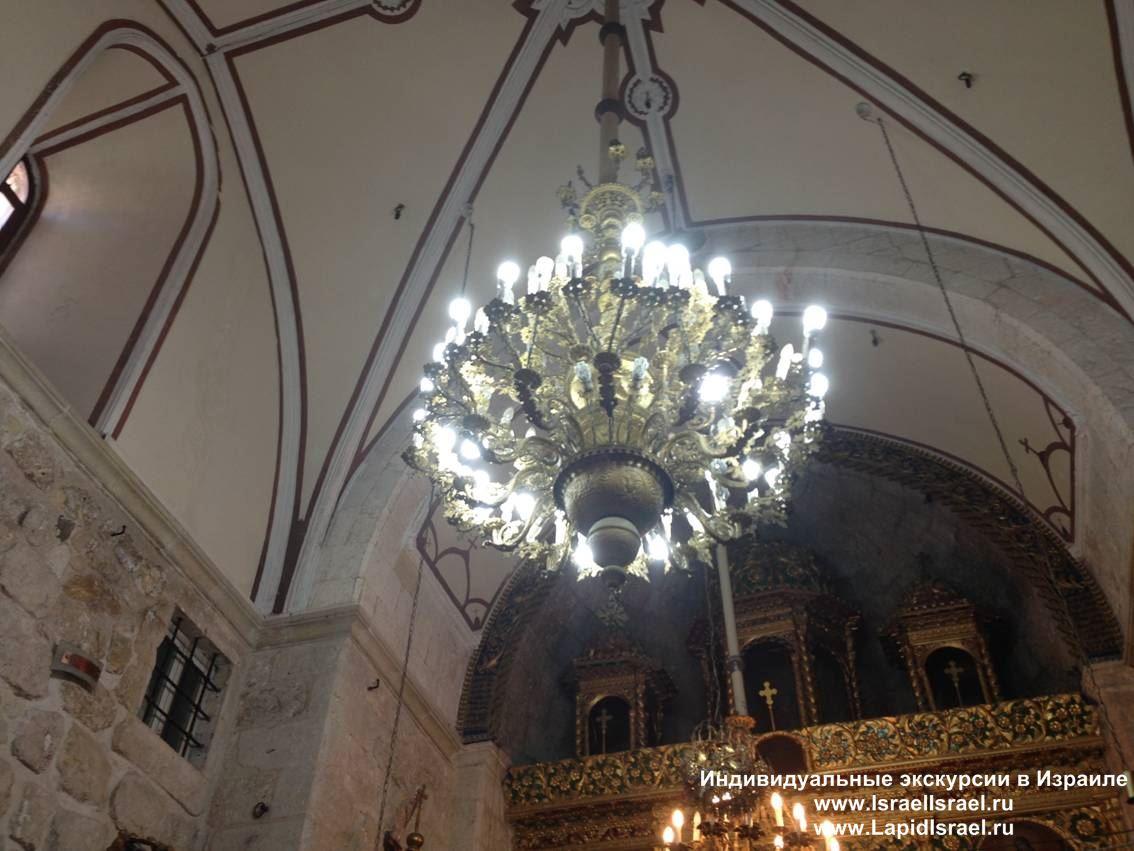 Jerusalem Mother Maryam Temple