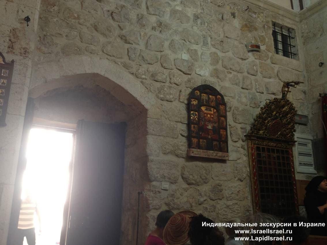 Armenian quarter of the Syrian church