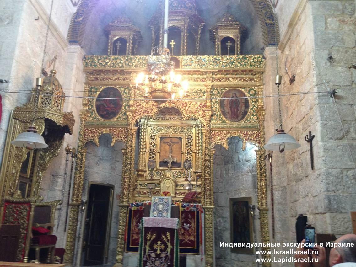 Правление Сирийской церкви Иерусалим