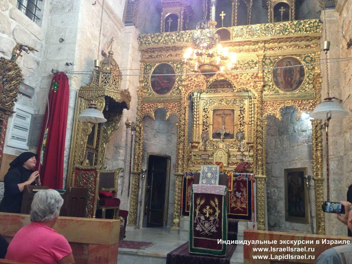 Assyrian Church in Israel address