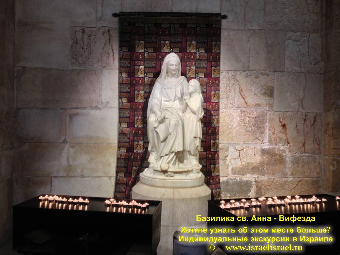 икона св анны в Иерусалиме