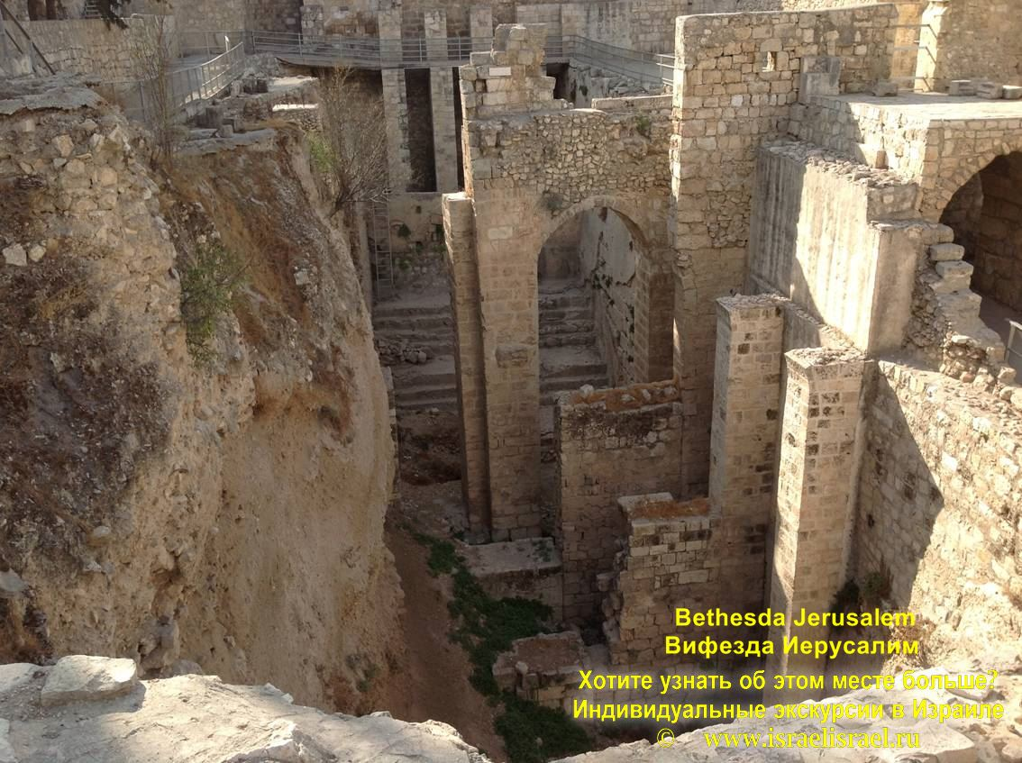 вифезда Иерусалим