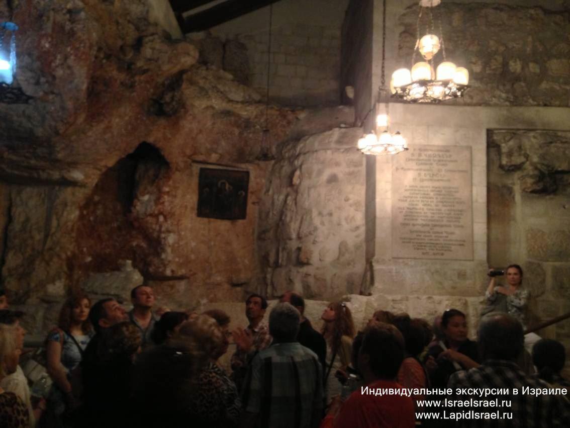 Святое место для армян в Иерусалиме Вардан