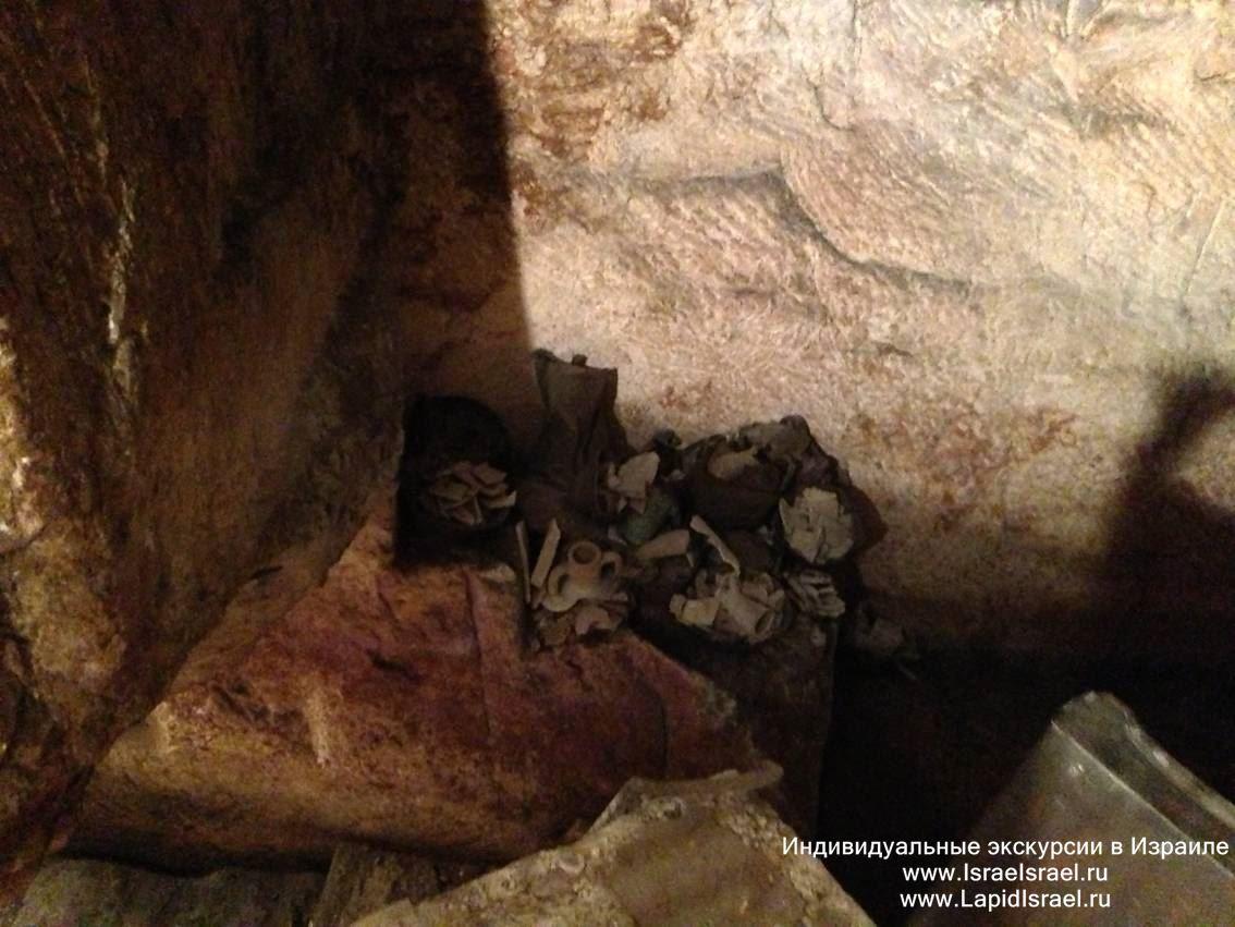 Гробница святого Вардана в Иерусалиме