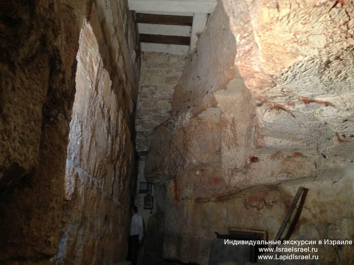 Могила Вардана в Иерусалиме гроб господня