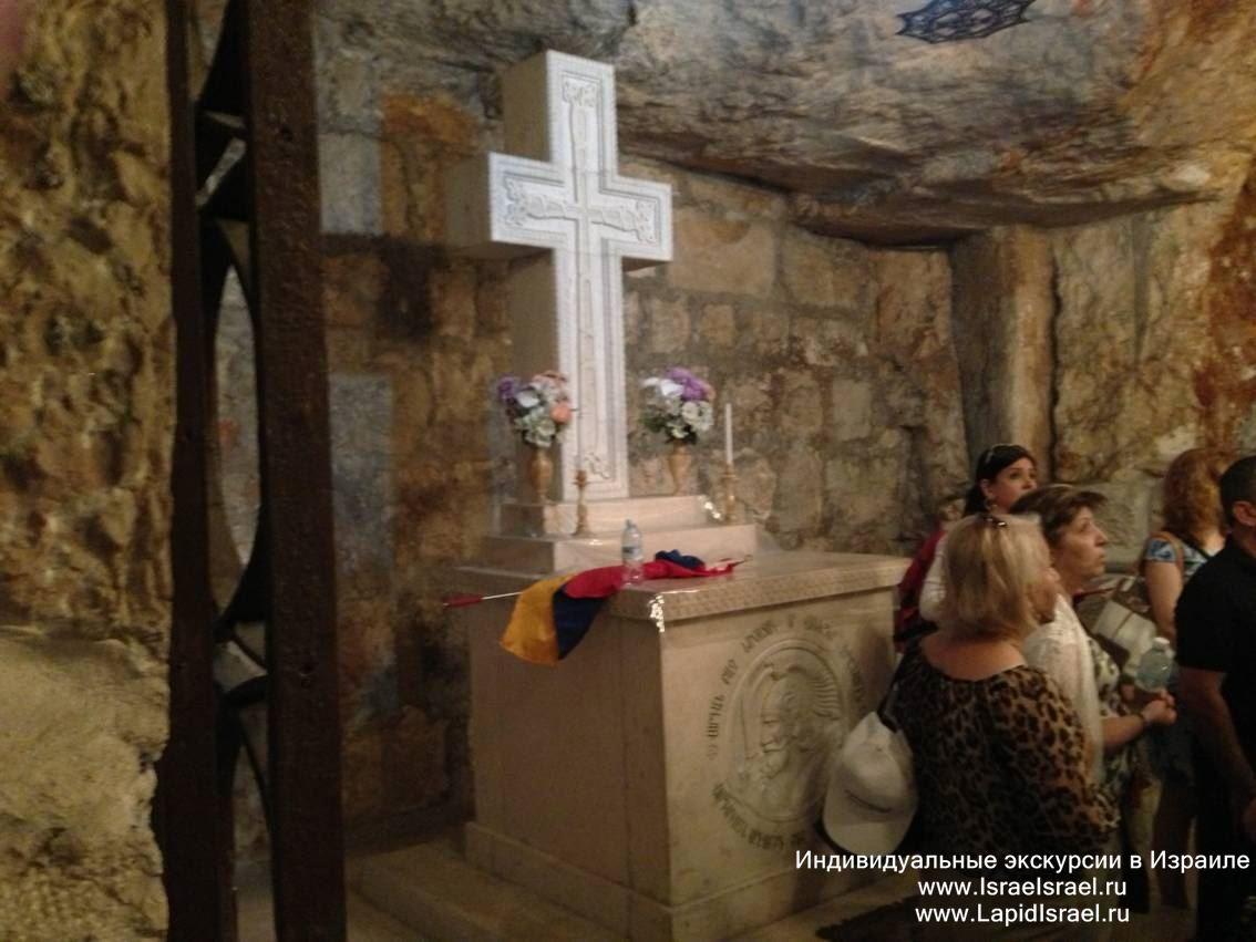 Армяне в Иерусалиме экскурсии с гидом,