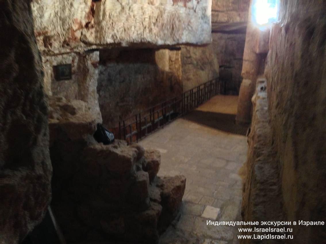 Армянский святой Вардан в Иерусалиме