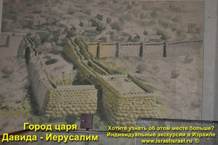 давид царь израиля