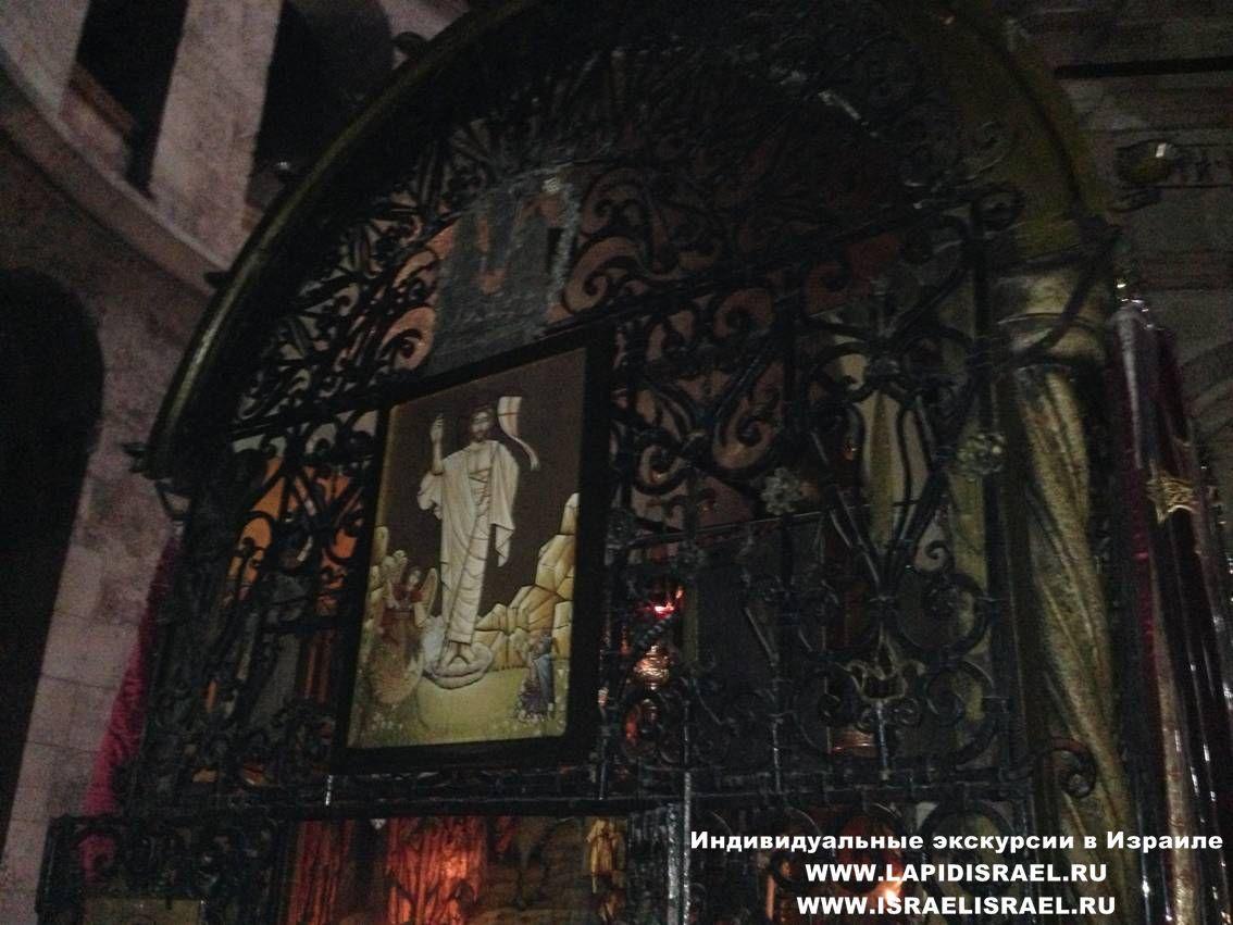 коптская церковь в Иерусалиме