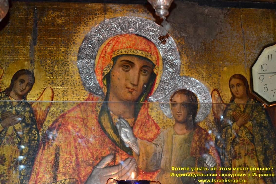 Coptic Church at the tinning of Jerusalem