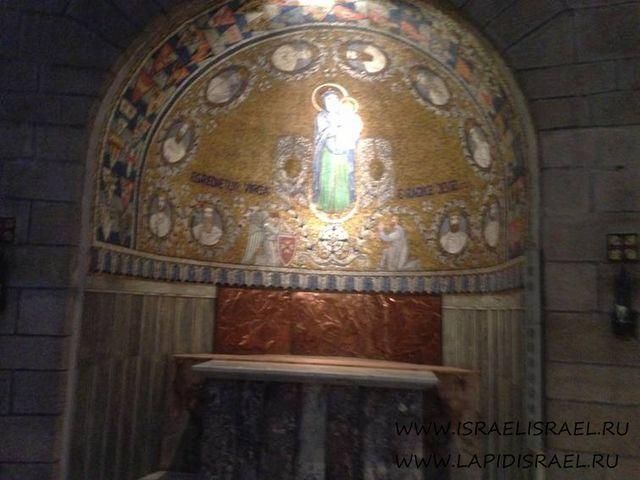Бенедикты в Иерусалиме